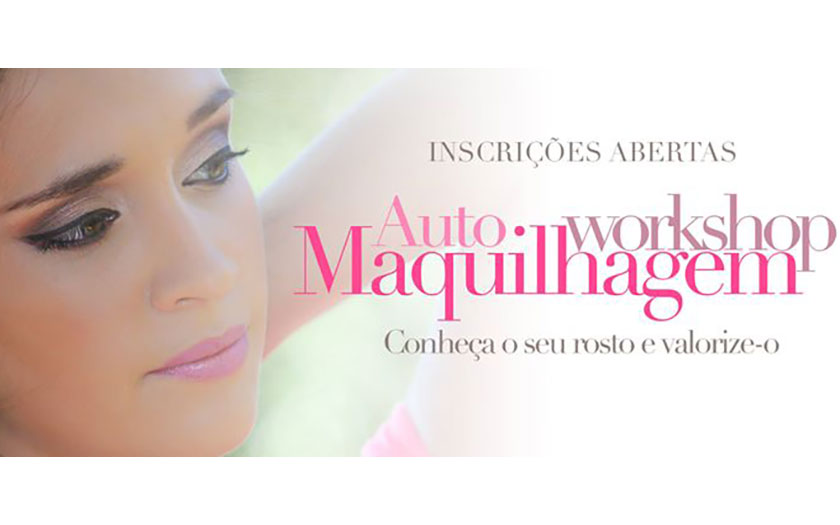 Workshop de Maquilhagem